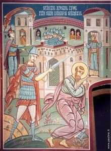 martirio di San Paolo a Roma