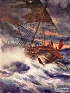 San Paolo, naufragio a Malta, Atti 27,28