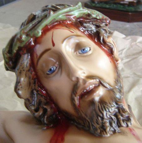volto di cristo in croce 120