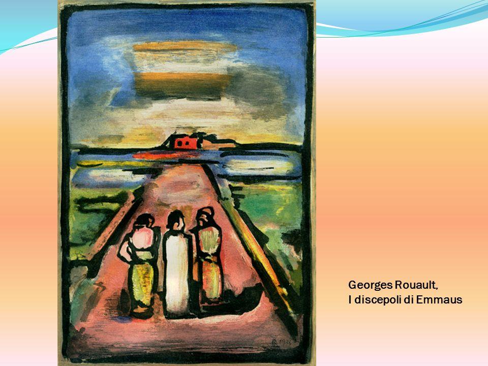 Georges Rouault, I discepoli di Emmaus