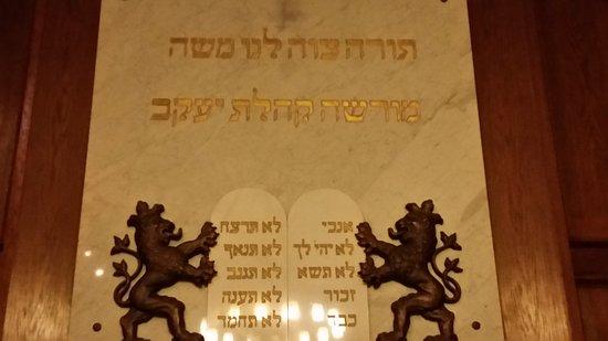 imm ciottoli  e paoloe sinagoga spagnola - Copia