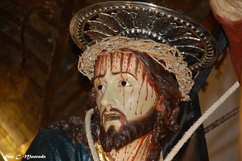 paolo volto di cristo, bASILICA SS annunziata ispica