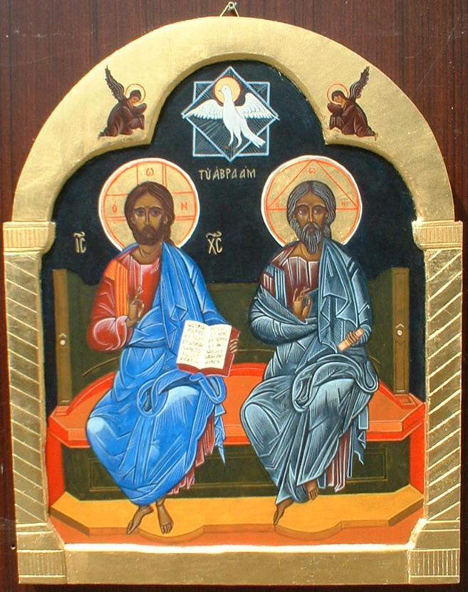 paolo ss trinità bizantina