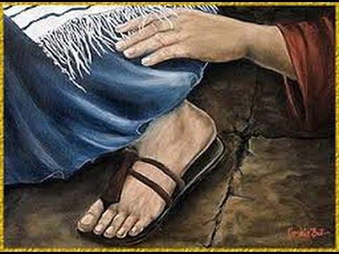 paolo ldmbo del mantello di Gesù