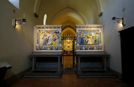 santuario la verna di san francesco - Copia